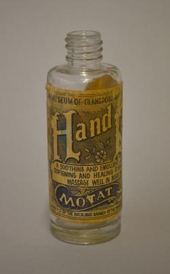 Bottle [MOTAT Pharmacy]