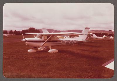 ZK-ETH Cessna 152 1980 Ardmore