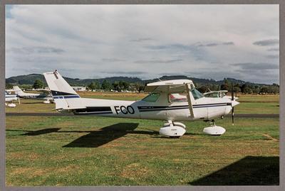 ZK-FCO Cessna 152 II 16.1.94 Ardmore