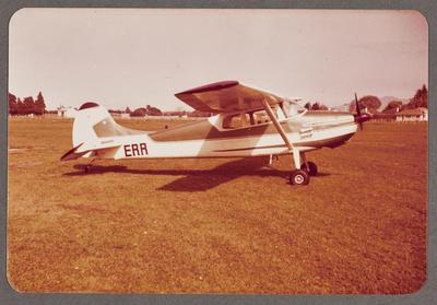 ZK-ERR Cessna 170B 21.4.82 Rukuhia