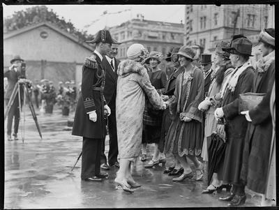 [Royal Tour 1920]