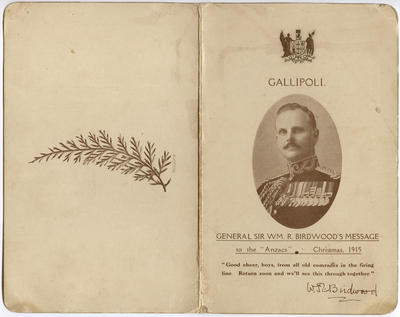 C.K. Mills Collection: Card