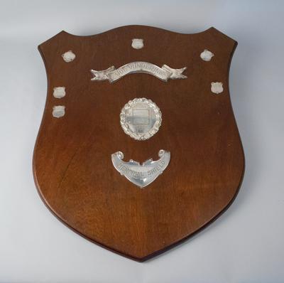 Memorial Shield [Public Service Garage Social Club Cricket Shield]