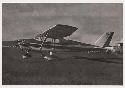 [ZK-BWN Cessna 172A photograph]