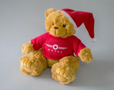 Teddy Bear [MOTAT, Santa]