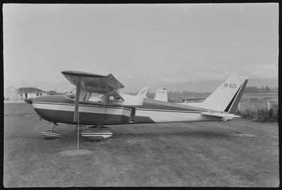BZS 31.3.72 Taieri [ZK-BZS Cessna 172B]