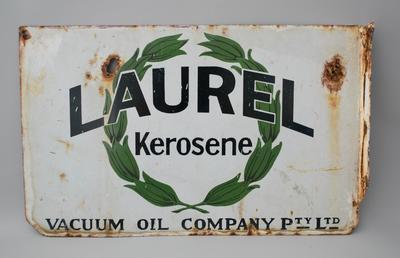 Advertising Sign [Laurel Kerosene]