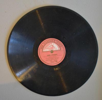 Record [HMV]