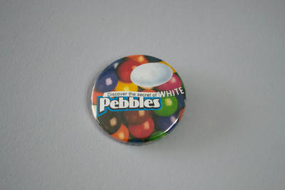 Promotional Badge [Pebbles, Pascall]
