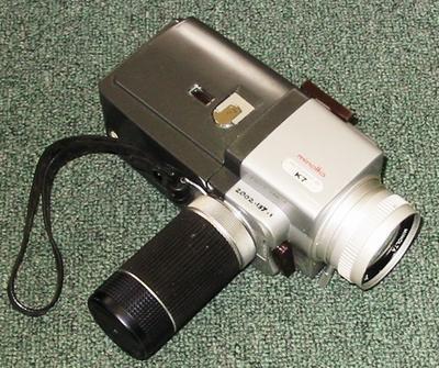 Movie Camera [Minolta Autopak-8 K7]