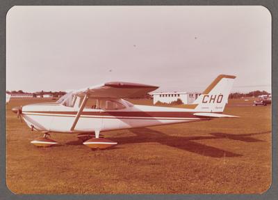 ZK-CHO Cessna 172F Skyhawk 25.4.78 Ardmore