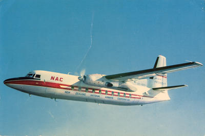 NAC Fokker Friendship