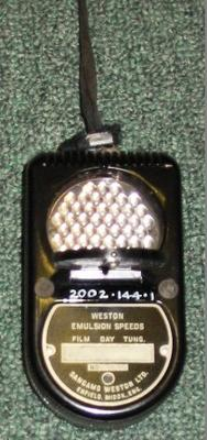 Light Meter and Case
