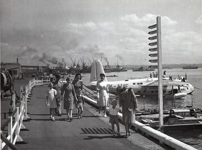 Sandringham flying boat