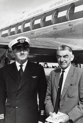 Leo White: The Man Behind The Whites Aviation Collection