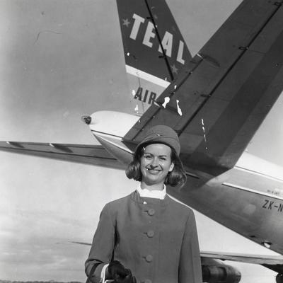 Air New Zealand DC8