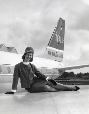Air New Zealand promotional photograph