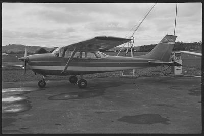 33 Ardmore 15.7.69 [ZK-CSJ Cessna 172K]