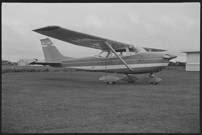 CSN 17.6.72 Ardmore [ZK-CSN Cessna 172K]