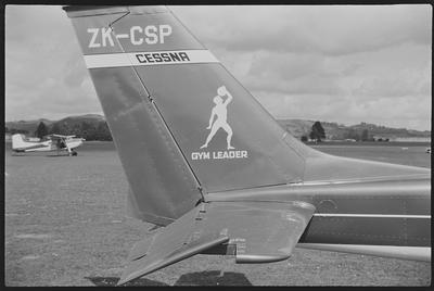 7 Ardmore 28.9.69 [ZK-CSP Cessna 172K]