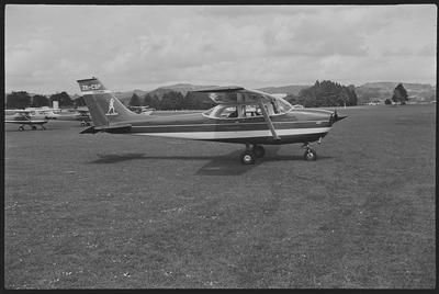 8 Ardmore 28.9.69 [ZK-CSP Cessna 172K]