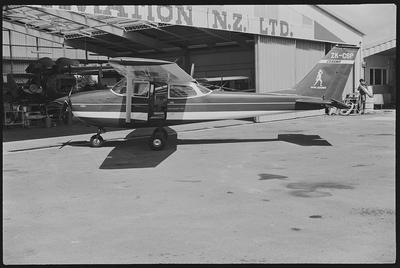 4a Ardmore 17.9.69 [ZK-CSP Cessna 172K]