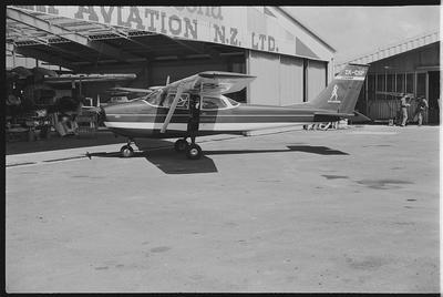 5a Ardmore 17.9.69 [ZK-CSP Cessna 172K]