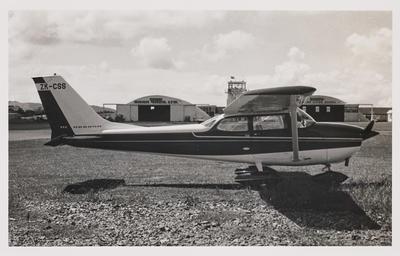 [ZK-CSS Cessna 172K photograph]