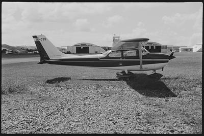 25 Ardmore 27.2.70 [ZK-CSS Cessna 172K]