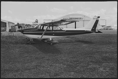 26 Ardmore 27.2.70 [ZK-CSS Cessna 172K]