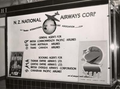 Agency Signboard