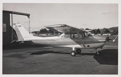 [ZK-CSU Cessna 172K photograph]