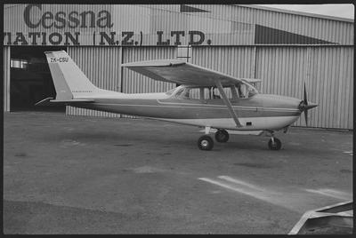 11, 12, 23.4.70 Ardmore [ZK-CSU Cessna 172K]; John Page; 23 Apr 1970