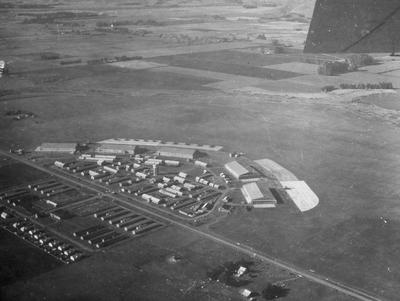 Woodbourne Airport