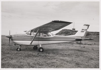 7.3.70 Wanganui [ZK-CXD Cessna 172I]