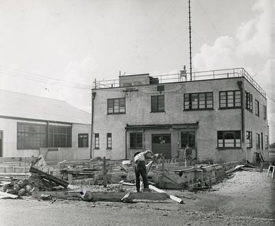 TEAL Mechanics Bay Base