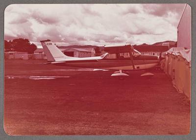 Cessna 172K ZK-CXN 27.11.76 Ardmore