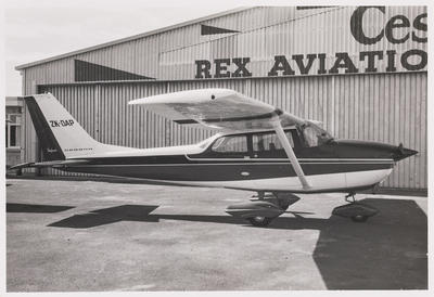 6.11.70 Ardmore [ZK-DAP Cessna 172K]