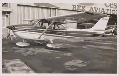 9.6.71 Ardmore [ZK-DAT Cessna 172L]