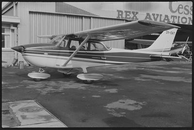 2/35m 9.6.71 Ardmore [ZK-DAT Cessna 172L]; John Page; 09 Jun 1971