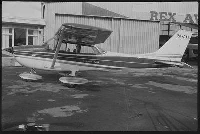 2/35m 9.6.71 Ardmore [ZK-DAT Cessna 172L]