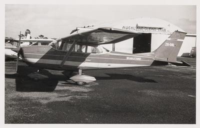 [ZK-DBL Cessna 172L photograph]