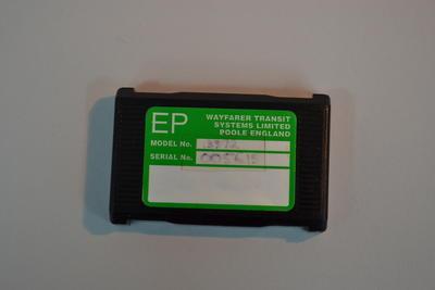 Ticket Machine Cartridge [Wayfarer Transit Systems]