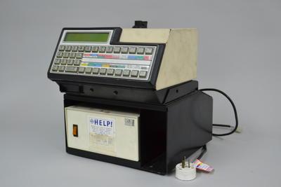 Bus Ticket Machine [Wayfarer Transit Systems]
