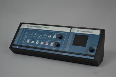 Audio Management Console [Omnitronics]