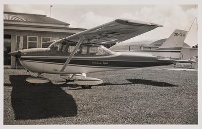 31.3.72 Ardmore [ZK-DFH Cessna 172L]