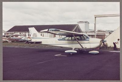 ZK-DKM Cessna 172M 20.4.80 Ardmore