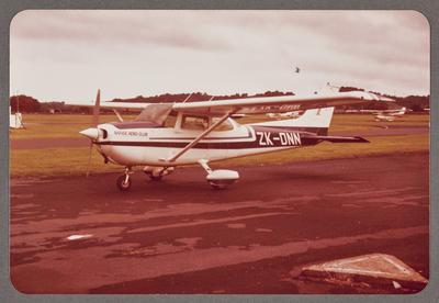ZK-DNN Cessna 172 Skyhawk 18.10.81 Ardmore