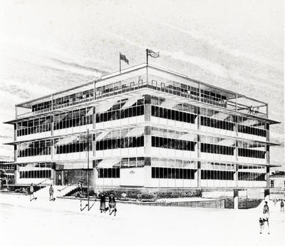 Proposed new ATB building