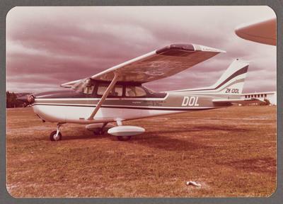ZK-DOL Cessna 172M Skyhawk 24.3.78 Ardmore